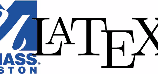 Homework template latex
